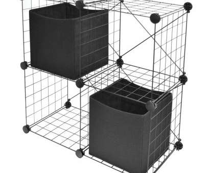 black wire cube shelving Shop Style Selections 2-ft, 11.25-in D Black Wire Shelf at Black Wire Cube Shelving Simple Shop Style Selections 2-Ft, 11.25-In D Black Wire Shelf At Collections