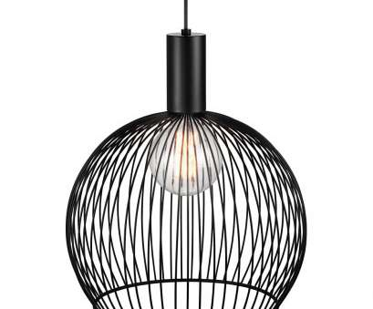 black wire frame pendant light modern black wire frame globe pendant light 11 Fantastic Black Wire Frame Pendant Light Collections