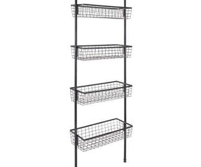 black wire wall shelving Industrial Modern Wire Basket Wall Shelf Black Wire Wall Shelving Simple Industrial Modern Wire Basket Wall Shelf Galleries