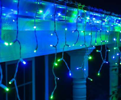 blue christmas lights on white wire 70, LED Icicle Lights, Blue/Green, White Wire, Yard Envy Blue Christmas Lights On White Wire Creative 70, LED Icicle Lights, Blue/Green, White Wire, Yard Envy Solutions