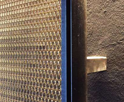 brass wire mesh panels YUGA /, Decorative mesh panel in brass which, used to displayed at ZOUK's Asian themed restaurant & bar Brass Wire Mesh Panels Cleaver YUGA /, Decorative Mesh Panel In Brass Which, Used To Displayed At ZOUK'S Asian Themed Restaurant & Bar Solutions