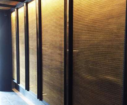 brass wire mesh panels YUGA /, Decorative mesh panel in brass which, used to displayed at ZOUK's Asian themed restaurant & bar Brass Wire Mesh Panels Brilliant YUGA /, Decorative Mesh Panel In Brass Which, Used To Displayed At ZOUK'S Asian Themed Restaurant & Bar Photos