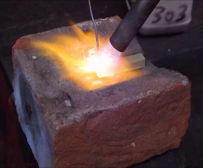 brazing with copper electrical wire Braze carbide tips onto lathe tooling with copper electrical wire Brazing With Copper Electrical Wire Simple Braze Carbide Tips Onto Lathe Tooling With Copper Electrical Wire Images