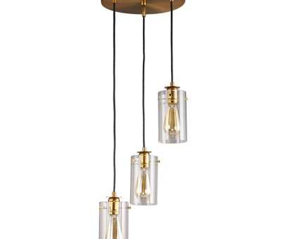 brooklyn vintage 5 wire pendant light DSI Brooklyn Collection 3-Light Antique Brass Pendant with Clear Glass Shades Brooklyn Vintage 5 Wire Pendant Light Practical DSI Brooklyn Collection 3-Light Antique Brass Pendant With Clear Glass Shades Galleries