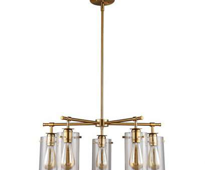 brooklyn vintage 5 wire pendant light DSI Brooklyn Collection 5-Light Antique Brass Chandelier with Clear Glass Shades Brooklyn Vintage 5 Wire Pendant Light Practical DSI Brooklyn Collection 5-Light Antique Brass Chandelier With Clear Glass Shades Solutions