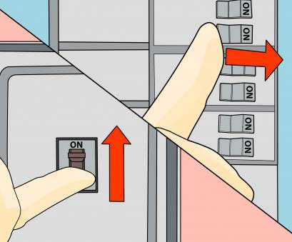 can 14 gauge wire used 20 amp circuit The Best, to Change a Circuit Breaker, wikiHow Can 14 Gauge Wire Used 20, Circuit Brilliant The Best, To Change A Circuit Breaker, WikiHow Photos