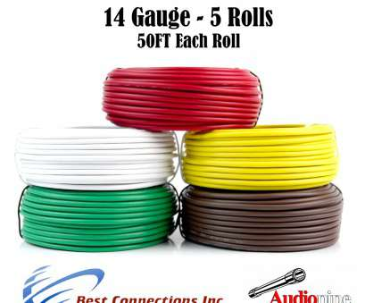 can i use 14 gauge wire for lights 5, Trailer Wire Light Cable, Harness, 50ft Each Roll 14 Gauge 5 Rolls, Walmart.com Can I, 14 Gauge Wire, Lights Practical 5, Trailer Wire Light Cable, Harness, 50Ft Each Roll 14 Gauge 5 Rolls, Walmart.Com Ideas