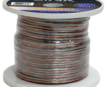 car speaker wire gauge best Pyle PSC12100 12 Gauge, ft. Spool of High Quality Speaker Wire Car Speaker Wire Gauge Best Practical Pyle PSC12100 12 Gauge, Ft. Spool Of High Quality Speaker Wire Solutions