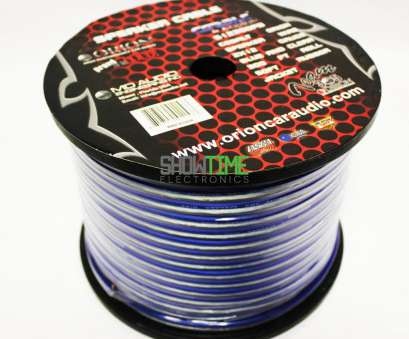 car speaker wire what gauge Orion Cobalt S12300PB 12 Gauge Blue/Silver, Audio Speaker Wire SOLD, FOOT Car Speaker Wire What Gauge Cleaver Orion Cobalt S12300PB 12 Gauge Blue/Silver, Audio Speaker Wire SOLD, FOOT Solutions