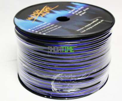 car speaker wire what gauge Sky High, Audio SHCA Black/Blue 400′ Feet 14, Gauge, Speaker Wire SHCA Car Speaker Wire What Gauge Cleaver Sky High, Audio SHCA Black/Blue 400′ Feet 14, Gauge, Speaker Wire SHCA Photos