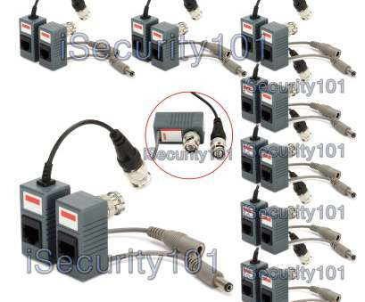 cat 5 cable bnc connector 8 Pairs, to RJ45 CAT5 Cable Video + Power Balun Connector, CCTV Camera Cat 5 Cable, Connector Creative 8 Pairs, To RJ45 CAT5 Cable Video + Power Balun Connector, CCTV Camera Galleries