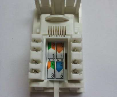 Remarkable Wiring Cat5 Wall Jack Basic Electronics Wiring Diagram Wiring Digital Resources Indicompassionincorg