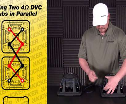 cat 5 wiring diagram youtube Subwoofer Wiring, 4, DVC Subs In Parallel YouTube Inside Kicker L5 12 Diagram Cat 5 Wiring Diagram Youtube Cleaver Subwoofer Wiring, 4, DVC Subs In Parallel YouTube Inside Kicker L5 12 Diagram Pictures