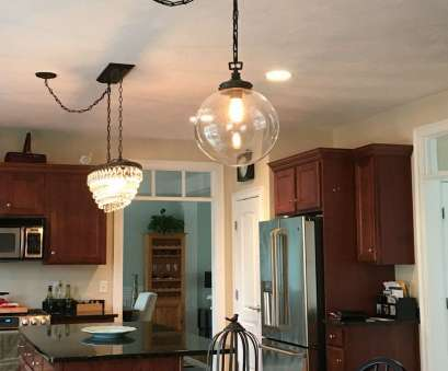 ceiling light without wiring Clearly when my house, built,, electrical wiring, done before, island, placed., result, chandeliers that were, off-center Ceiling Light Without Wiring Most Clearly When My House, Built,, Electrical Wiring, Done Before, Island, Placed., Result, Chandeliers That Were, Off-Center Ideas
