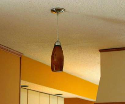 ceiling light without wiring How to Install a Pendant Light, how-tos, DIY Ceiling Light Without Wiring Fantastic How To Install A Pendant Light, How-Tos, DIY Pictures