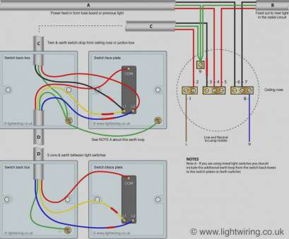 ceiling rose wiring 2 way switch 3 Gang 2, Dimmer Switch Wiring Diagram Within Diagrams For Ceiling Rose Wiring 2, Switch Popular 3 Gang 2, Dimmer Switch Wiring Diagram Within Diagrams For Ideas