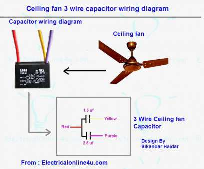ceiling fan wiring diagram with capacitor Ceiling, Wiring Diagram With Capacitor Fascinating Using Hard Ceiling, Wiring Diagram With Capacitor Perfect Ceiling, Wiring Diagram With Capacitor Fascinating Using Hard Pictures