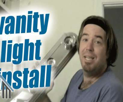 changing a light fixture in an apartment How to replace a vanity light fixture in your bathroom. Easy! Changing A Light Fixture In An Apartment Fantastic How To Replace A Vanity Light Fixture In Your Bathroom. Easy! Collections