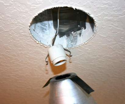 changing a light fixture uk Replace Recessed Light With a Pendant Fixture, HGTV Changing A Light Fixture Uk Creative Replace Recessed Light With A Pendant Fixture, HGTV Photos
