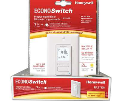 changing light switch red wire Honeywell Econoswitch RPLS740B 7-Day Solar Time Table Programmable Switch, Lights, Motors, Wall Light Switches, Amazon.com Changing Light Switch, Wire Best Honeywell Econoswitch RPLS740B 7-Day Solar Time Table Programmable Switch, Lights, Motors, Wall Light Switches, Amazon.Com Solutions
