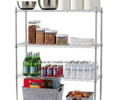 chrome wire pantry shelving China Adjustable 4 Tier Shining Chrome Kitchen Wire Shelving Home Food & Drink Pantry Storage Rack, China Pantry Storage Rack, Pantry Storage Shelf Chrome Wire Pantry Shelving New China Adjustable 4 Tier Shining Chrome Kitchen Wire Shelving Home Food & Drink Pantry Storage Rack, China Pantry Storage Rack, Pantry Storage Shelf Images
