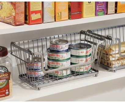 chrome wire pantry shelving Details about InterDesign York Lyra Stackable Chrome Wire Pantry Basket Chrome Wire Pantry Shelving New Details About InterDesign York Lyra Stackable Chrome Wire Pantry Basket Images