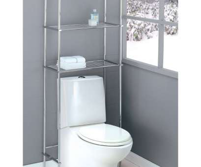 chrome wire shelving for bathroom Bathroom Over Toilet Space Saver Image Chrome Wire Shelving, Bathroom Brilliant Bathroom Over Toilet Space Saver Image Collections