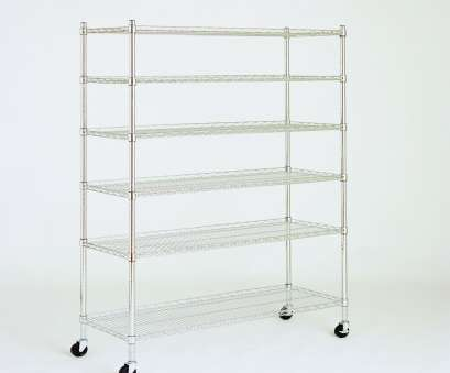 chrome wire shelving bjs BJs Wire Rack Model 714661, Parts & Accessories, Wire Shelf Additions 19 Perfect Chrome Wire Shelving Bjs Galleries