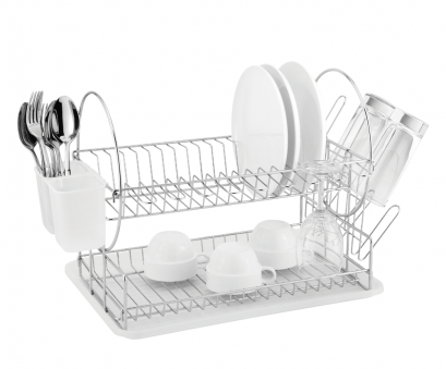 chrome wire shelving cape town CATANIA, CHROME PLATED DISH DRAINER 2 TIER Chrome Wire Shelving Cape Town Perfect CATANIA, CHROME PLATED DISH DRAINER 2 TIER Galleries