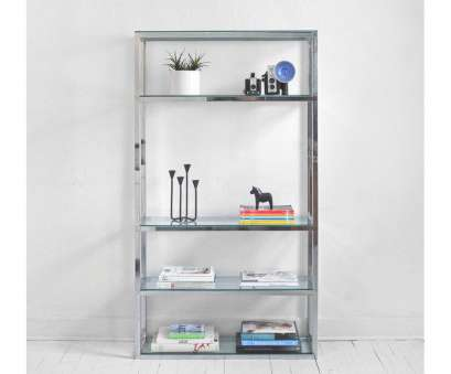 chrome wire shelving cape town Fancy Chrome Metal Shelving Unit Design Inspiration with Rectangular Shape, Clear Glass Shelves in Four Levels Idea, Bookshelves, Display Shelves Chrome Wire Shelving Cape Town Cleaver Fancy Chrome Metal Shelving Unit Design Inspiration With Rectangular Shape, Clear Glass Shelves In Four Levels Idea, Bookshelves, Display Shelves Pictures