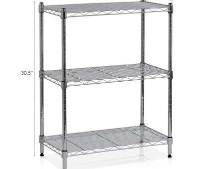 chrome wire shelving clips Amazon.com: Furinno WS15001 Wayar Heavy Duty Wire Shelving System, 3-Tier, Chrome: Kitchen & Dining Chrome Wire Shelving Clips Creative Amazon.Com: Furinno WS15001 Wayar Heavy Duty Wire Shelving System, 3-Tier, Chrome: Kitchen & Dining Ideas
