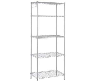 chrome wire shelving container store Amazon.com: Rackaphile 5-Tier Classic Wire Storage Rack Organizer Kitchen Shelving Unit, Silver Grey: Kitchen & Dining Chrome Wire Shelving Container Store Practical Amazon.Com: Rackaphile 5-Tier Classic Wire Storage Rack Organizer Kitchen Shelving Unit, Silver Grey: Kitchen & Dining Photos