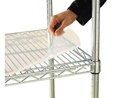 chrome wire shelving shelf mats Amazon.com: Alera ALESW59SL4818 Shelf Liners, Wire Shelving, Clear Plastic,, x, (Pack of, Kitchen & Dining 10 Creative Chrome Wire Shelving Shelf Mats Pictures
