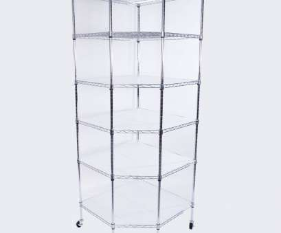 chrome wire shelving shelf mats Details about 6-Tier Wire Shelving Rack Corner Unit Storage Adjustable Liner Shelf Commercial Chrome Wire Shelving Shelf Mats Cleaver Details About 6-Tier Wire Shelving Rack Corner Unit Storage Adjustable Liner Shelf Commercial Pictures