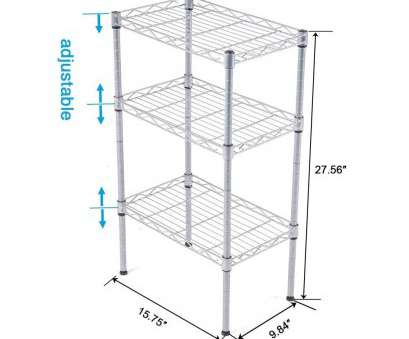 chrome wire shelving shelf mats Shop JS HOME 3-Tier Wire Shelving Rack with Hooks, Extra Shelf Liner -,, Free Shipping On Orders Over,, Overstock.com, 22590330 Chrome Wire Shelving Shelf Mats Best Shop JS HOME 3-Tier Wire Shelving Rack With Hooks, Extra Shelf Liner -,, Free Shipping On Orders Over,, Overstock.Com, 22590330 Ideas