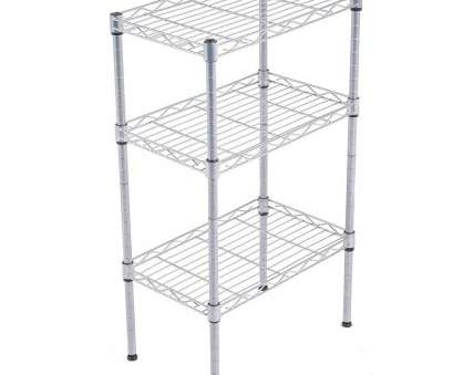 chrome wire shelving shelf mats Shop JS HOME 3-Tier Wire Shelving Rack with Hooks, Extra Shelf Liner -,, Free Shipping On Orders Over,, Overstock.com, 22590330 Chrome Wire Shelving Shelf Mats New Shop JS HOME 3-Tier Wire Shelving Rack With Hooks, Extra Shelf Liner -,, Free Shipping On Orders Over,, Overstock.Com, 22590330 Photos