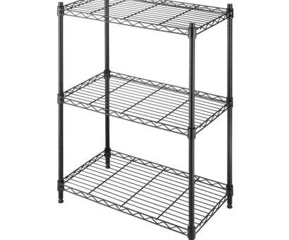 chrome wire shelving singapore Charming Metal Shelving Rack Small 3 Shelf Storage Unit In Black With Adjustable Leveling Foot Costco Chrome Wire Shelving Singapore Simple Charming Metal Shelving Rack Small 3 Shelf Storage Unit In Black With Adjustable Leveling Foot Costco Ideas