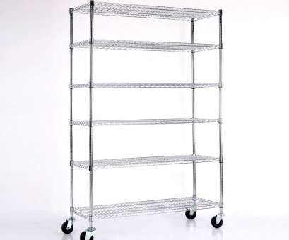 chrome wire shelving south africa Details about 6 Tier 82