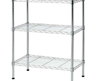 chrome wire shelving trolley chrome wire shelving 3 shelf inch, inch, inch d chrome wire shelving unit the Chrome Wire Shelving Trolley Practical Chrome Wire Shelving 3 Shelf Inch, Inch, Inch D Chrome Wire Shelving Unit The Photos