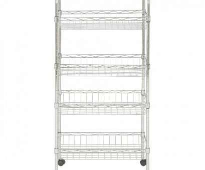chrome wire shelving trolley Safavieh Pierre Chrome Wire Adjustable Mini Trolley Chrome Wire Shelving Trolley Most Safavieh Pierre Chrome Wire Adjustable Mini Trolley Solutions