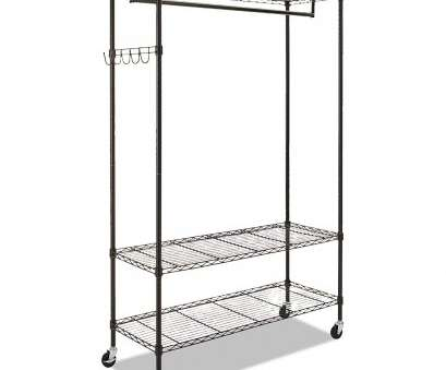 chrome wire shelving units costco Alera Wire Shelving Garment Rack (Black) Chrome Wire Shelving Units Costco Top Alera Wire Shelving Garment Rack (Black) Images