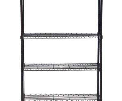 chrome wire shelving units costco Amazon.com: Trinity 4-Tier, Wire Shelving Rack, 36 by 14 by 54-Inch, Bronze: Kitchen & Dining Chrome Wire Shelving Units Costco Nice Amazon.Com: Trinity 4-Tier, Wire Shelving Rack, 36 By 14 By 54-Inch, Bronze: Kitchen & Dining Photos