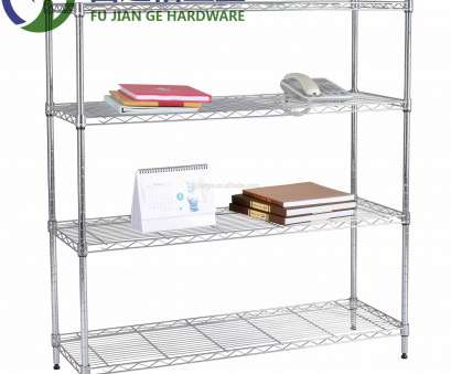 chrome wire shelving wholesalers australia chrome wire shelving 4 tiers shelves reading room storage system, wire shelving system 13 Fantastic Chrome Wire Shelving Wholesalers Australia Photos