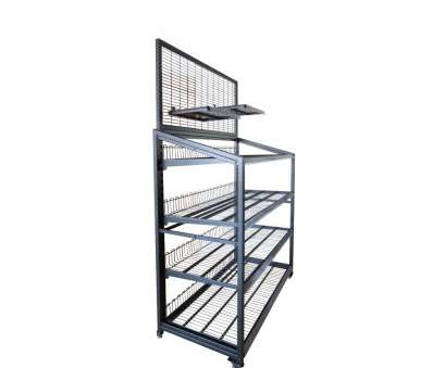 Chrome Wire Shelving Wholesalers Australia Fantastic CE Certificated Cold Rolled Steel Mesh Shelf Wire Collections
