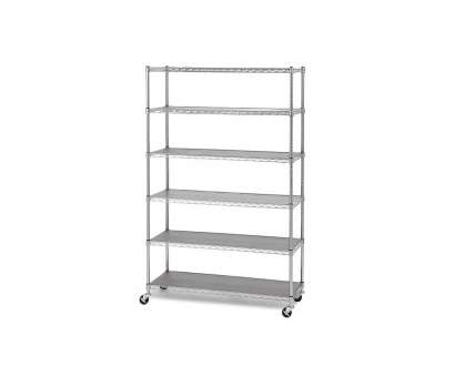 chrome wire shelving with wheels Amazon.com: Member's Mark 6 level Commercial Storage Shelving by Member's Mark: Home & Kitchen Chrome Wire Shelving With Wheels Most Amazon.Com: Member'S Mark 6 Level Commercial Storage Shelving By Member'S Mark: Home & Kitchen Pictures