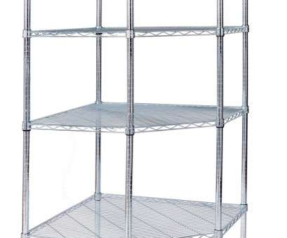 chrome wire shelving with wheels Pentagon Corner Units by Omega Products Corporation Chrome Wire Shelving With Wheels Professional Pentagon Corner Units By Omega Products Corporation Collections