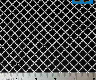 chrome woven wire mesh Amazon.com:, 18