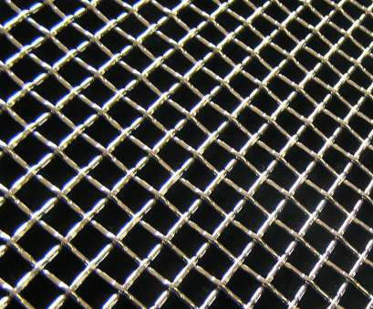 chrome woven wire mesh Chrome Woven Grille Mesh Insert 16 X 48 1.8mm, Pack Chrome Woven Wire Mesh Nice Chrome Woven Grille Mesh Insert 16 X 48 1.8Mm, Pack Photos