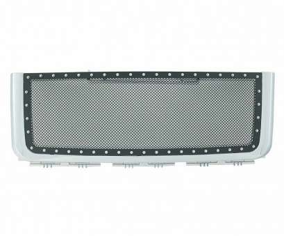 chrome woven wire mesh Paramount Evolution Stainless Steel Wire Mesh Packaged Grille Chrome Shell/Black Mesh 46-0333 Chrome Woven Wire Mesh Brilliant Paramount Evolution Stainless Steel Wire Mesh Packaged Grille Chrome Shell/Black Mesh 46-0333 Collections