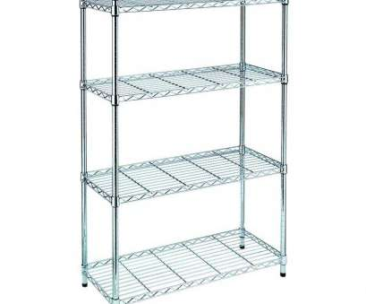 closet storage wire shelving hdx 54 in, 36 in, 14 in, shelf wire unit in chrome eh rh homedepot, wire closet shelves home depot metal wire shelves home depot Closet Storage Wire Shelving Professional Hdx 54 In, 36 In, 14 In, Shelf Wire Unit In Chrome Eh Rh Homedepot, Wire Closet Shelves Home Depot Metal Wire Shelves Home Depot Solutions